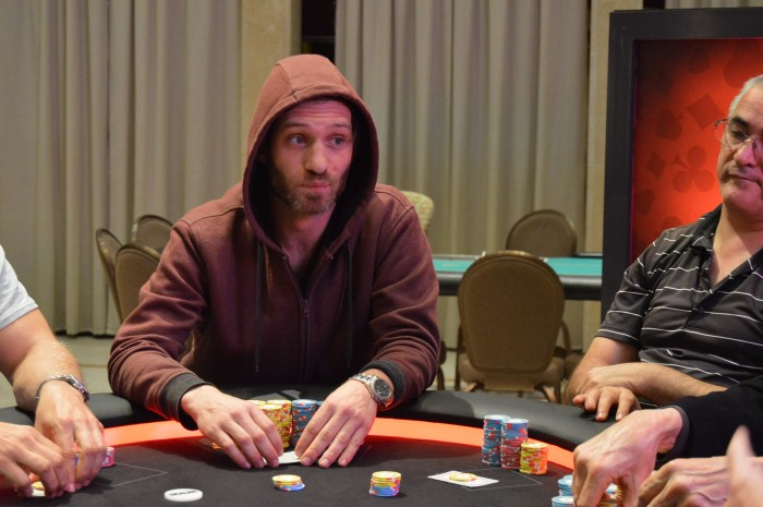 Michael Zelmanovich will be our 2nd place finisher collecting $5,954 for his efforts.